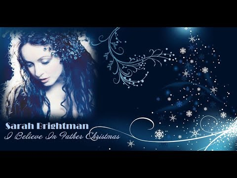 Sarah Brightman – I Believe In Father Christmas - Royal Christmas Gala, Live in St.Petersburg