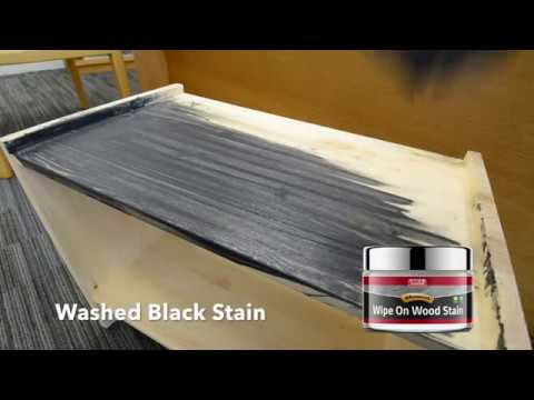 Wipe On Wood Stain Guide