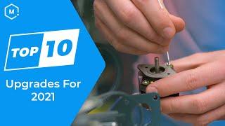 Top Ten 3D Printer Upgrades fo…