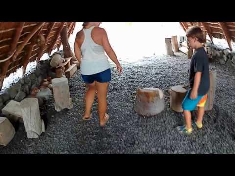 Pu'uhonua o Hōnaunau National Historical Park Big Island Hawaii