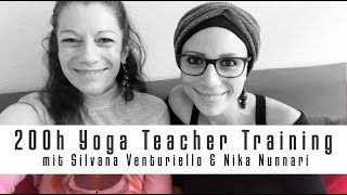 200h Yoga Teacher Training - Inner Flow Yoga