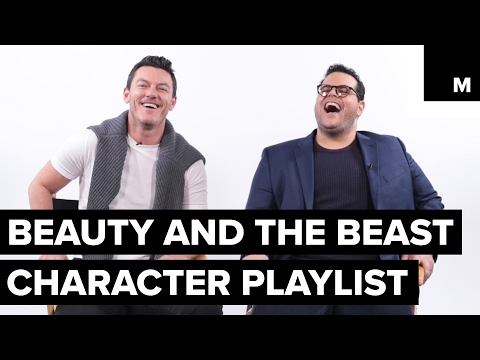 Musical guilty pleasures of 'Beauty and the Beast' characters