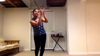Giddha practice- anupama