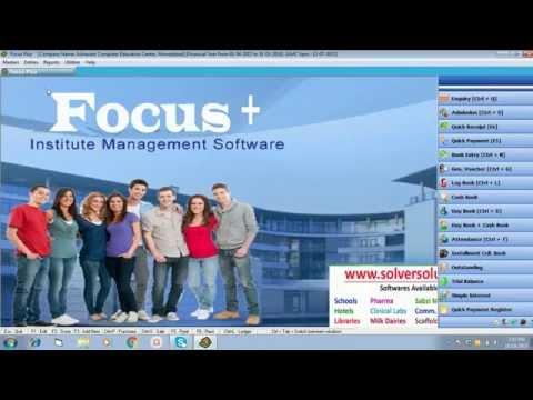 focus-plus-:-erp-software-training-for-institutes,-computer-centers