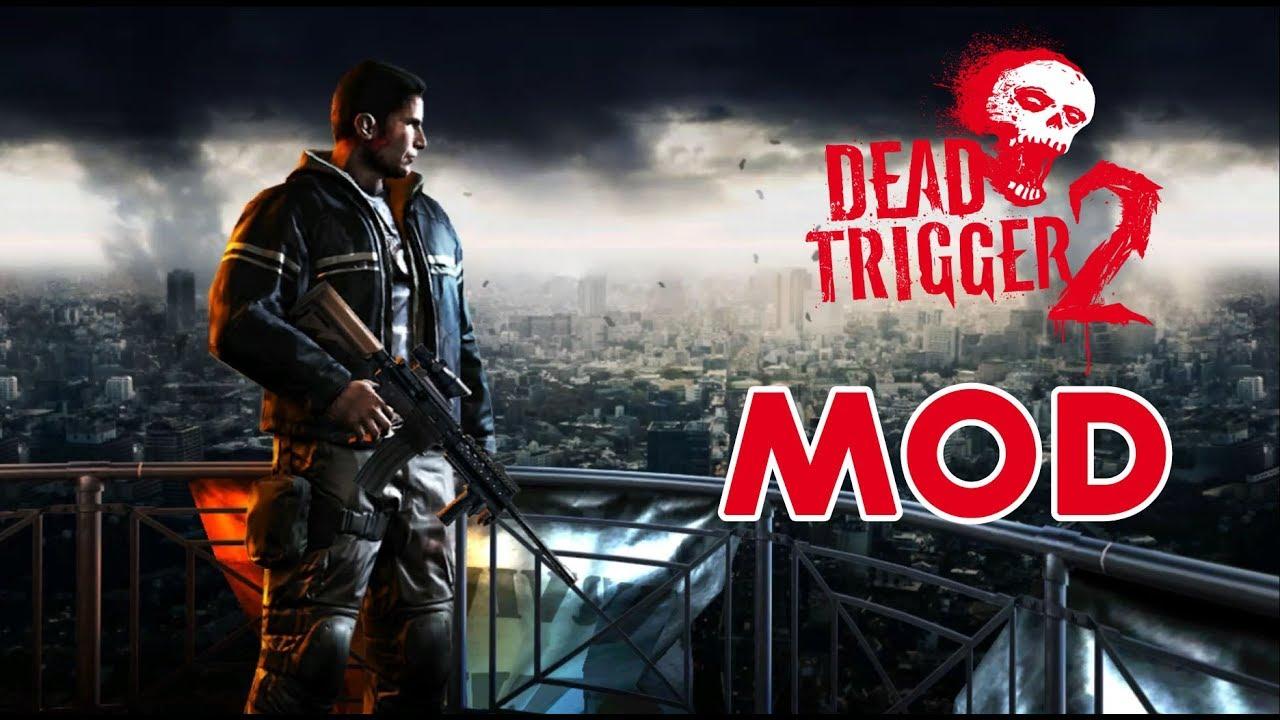 Dead Trigger 2 Mega Mod 1 6 2 God Mode Unlimited Ammo More