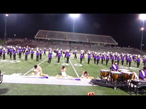 JVHS MARCHING BAND  FLY TO PARADISE 2015