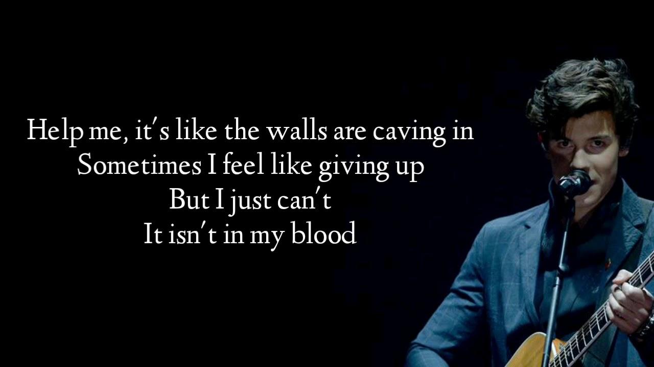 my blood lyrics
