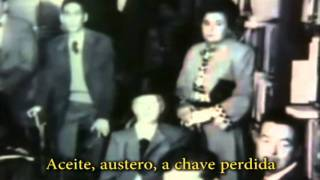 "Grupo Oficcina Multimédia - ""Elizabeth Bishop"""