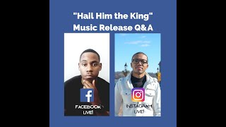 Hail Him the King | Music Release Q&A with Amos Evans