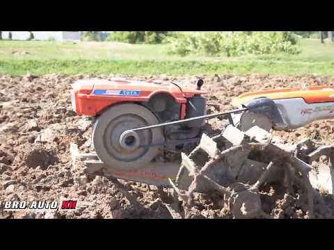 គោយន្ត តូតា | Tractor TOTA Cambodia | Auto Car Repair / BRO AUTO KH