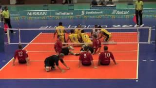 Juegos Parapanamericanos GDL 2011: Futbol 5, Baloncesto en Silla de Ruedas y Voleibol Sentado