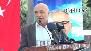 Talas Belediyesi Bayramlaşma metropolhaber net