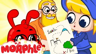 Mila and Morphle's Treasure Hunt | My Magic Pet Morphle | Cartoons for Kids | @Morphle TV