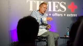 John Lydon takes about Sid Vicious + Q&A