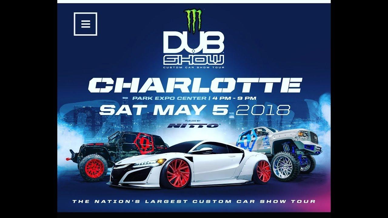 DUB SHOW CHARLOTTE NC YouTube - Car show charlotte nc