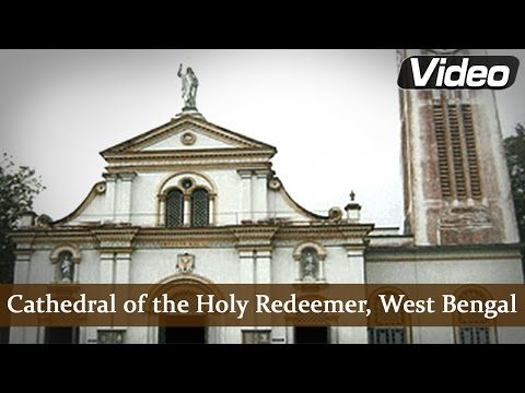 Cathedral of the Holy Redeemer, Krishnagar, West Bengal | Indian Church Tours