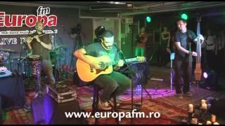 Europa FM LIVE in GARAJ: Vita de Vie - Basul si cu toba mare (ACUSTIC)