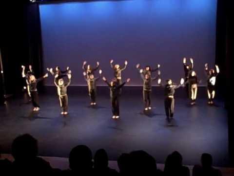 FLAUNT (IPSWICH DANCE EAST) 02/03/2010