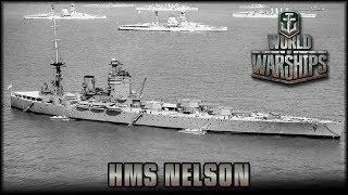 World of Warships - HMS Nelson - Premium für alle! [ deutsch 🐄 gameplay ]
