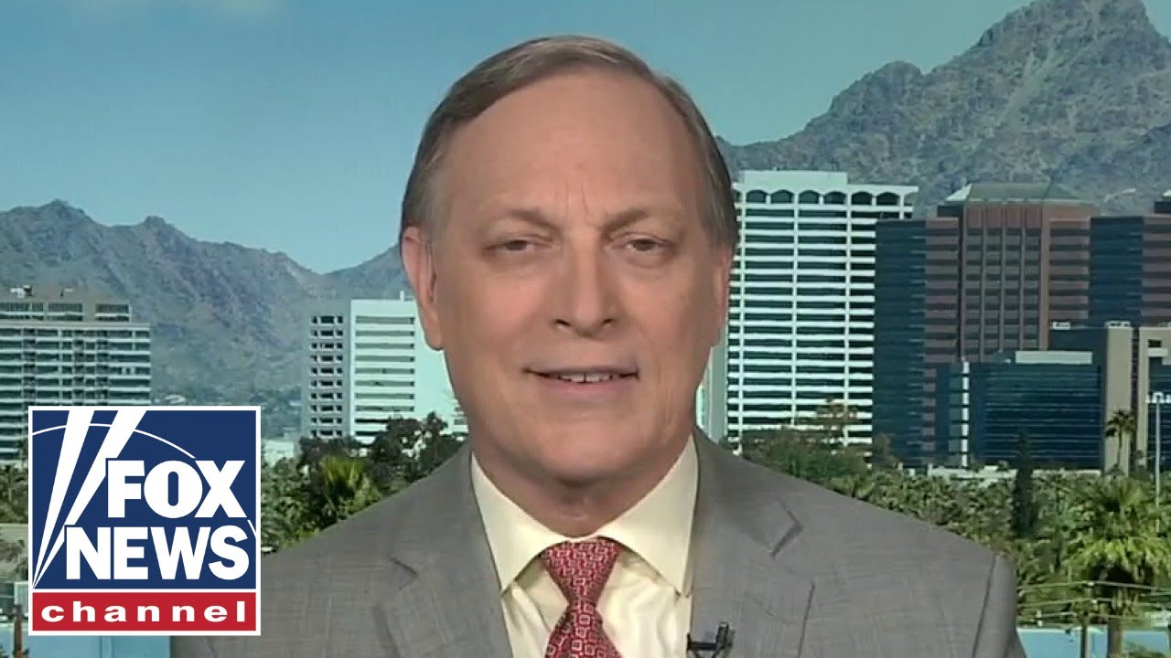 Rep. Biggs weighs in on coronavirus relief package negotiations being stalled