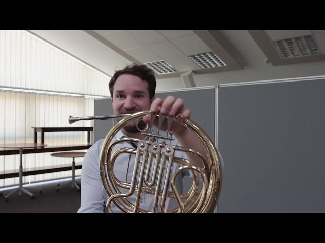 Vorstellung der Bläserklasse - Das Horn