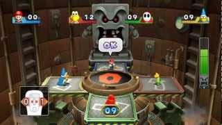 Mario Party 9 Master Difficulty All Mini-Games Gameplay Part 4