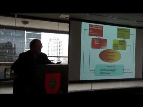 IPPE Research Seminar 27 October 2016 - Professor Brian Little - Well-Doing