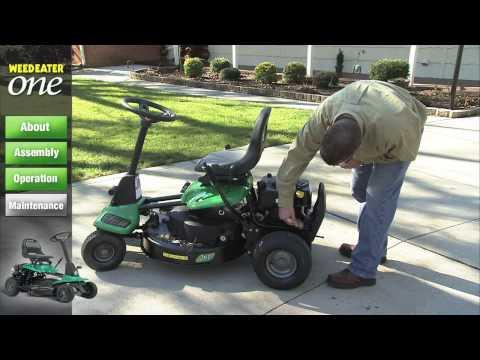 install guide ryobi one+ lawn mower