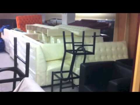 Ernesto Upholstering (Custom restaurant booths, banquetes an other commercial seating furniture)