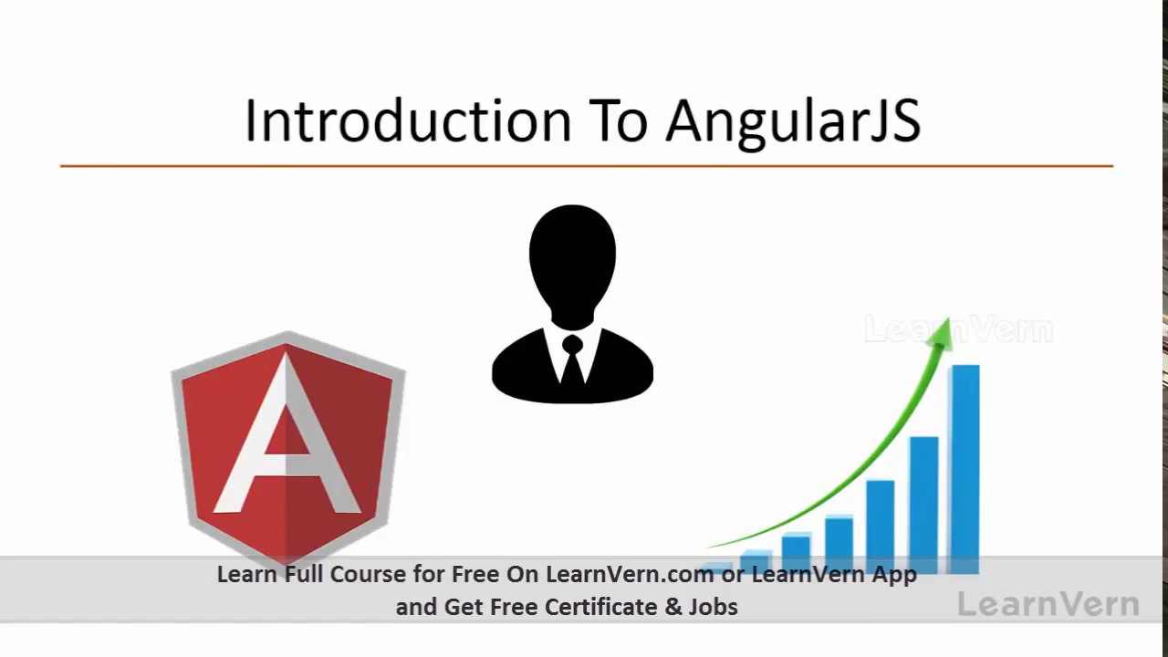Introduction to AngularJS in Hindi for FREE on LearnVern - YouTube