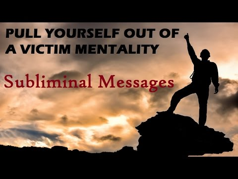 Break Free Of Victim Mentality - Subliminal Messages Binaural Beats Meditation