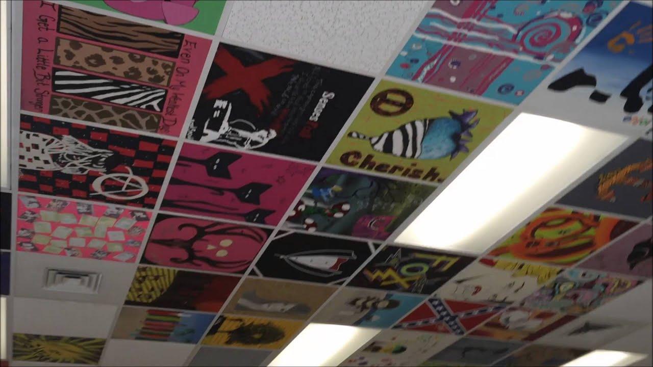 Senior ceiling tiles youtube senior ceiling tiles dailygadgetfo Choice Image
