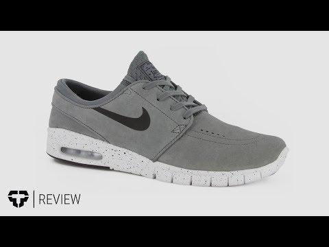 Nike SB Stefan Janoski Max L Shoes Review - Tactics.com