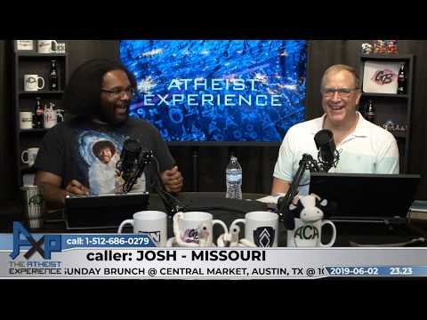 Atheist Experience 23.23 With Don Baker & Phil Session