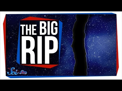 Dark Energy Could Rip the Universe Apart | SciShow News