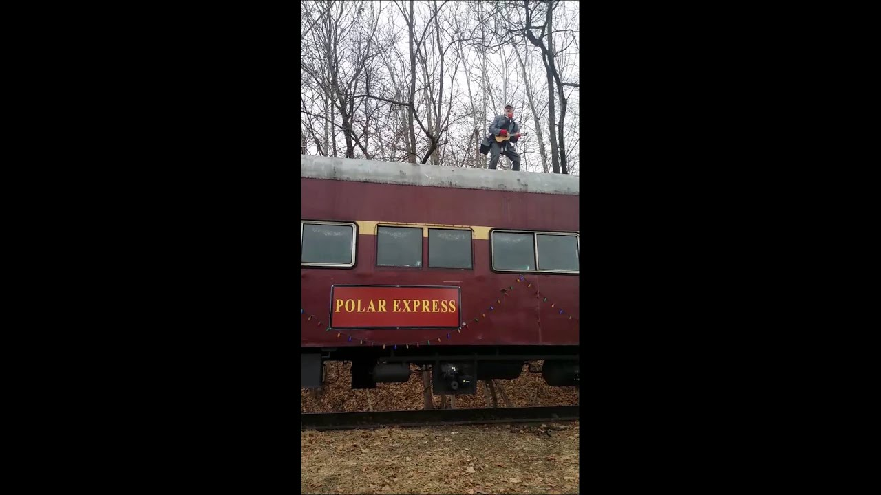 Lyric polar express lyrics : POLAR EXPRESS TRAIN WITH DAVEY WERKHISER/ HOBO - YouTube