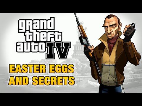 GTA 4 - Easter Eggs and Secrets