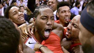Kawhi Leonard'ın basketbol tarihine geçecek inanılmaz game winnerı! 🔥