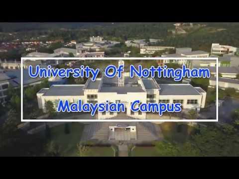 University Of Nottingham | Malaysian Campus