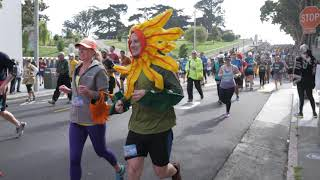 2018 Bay to Breakers post-Hayes Street Hill Blues