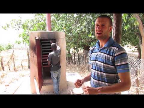 Guinea-Bissau Cashew Processing