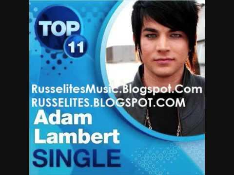 Mad World Studio Recording Adam Lambert Download