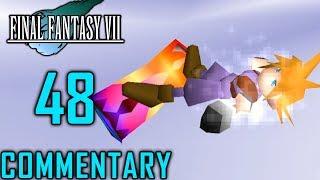 Final Fantasy VII Walkthrough Part 48 - Gaea's Cliff & Snowboarding BADLY
