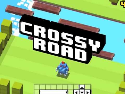 Crossy Road Online Game On Poki By Snygga Ninjor YouTube - Minecraft spiele poki