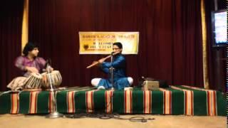 Parivadini LIVE- PT. Vivek Sonar- Flute @RAF
