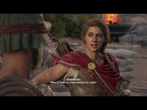 Assassin's Creed Odyssey Get to Shipbuilder the Big Break