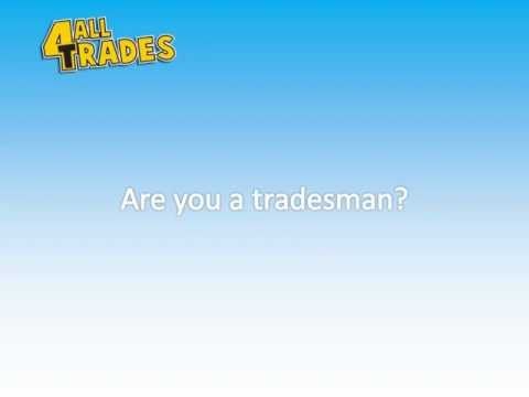 Are you a tradesman looking for work?