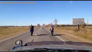 Аварии С Мотоциклами