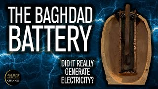 The Baghdad Battery : Did it Really Generate Electricity? | Ancient Architects