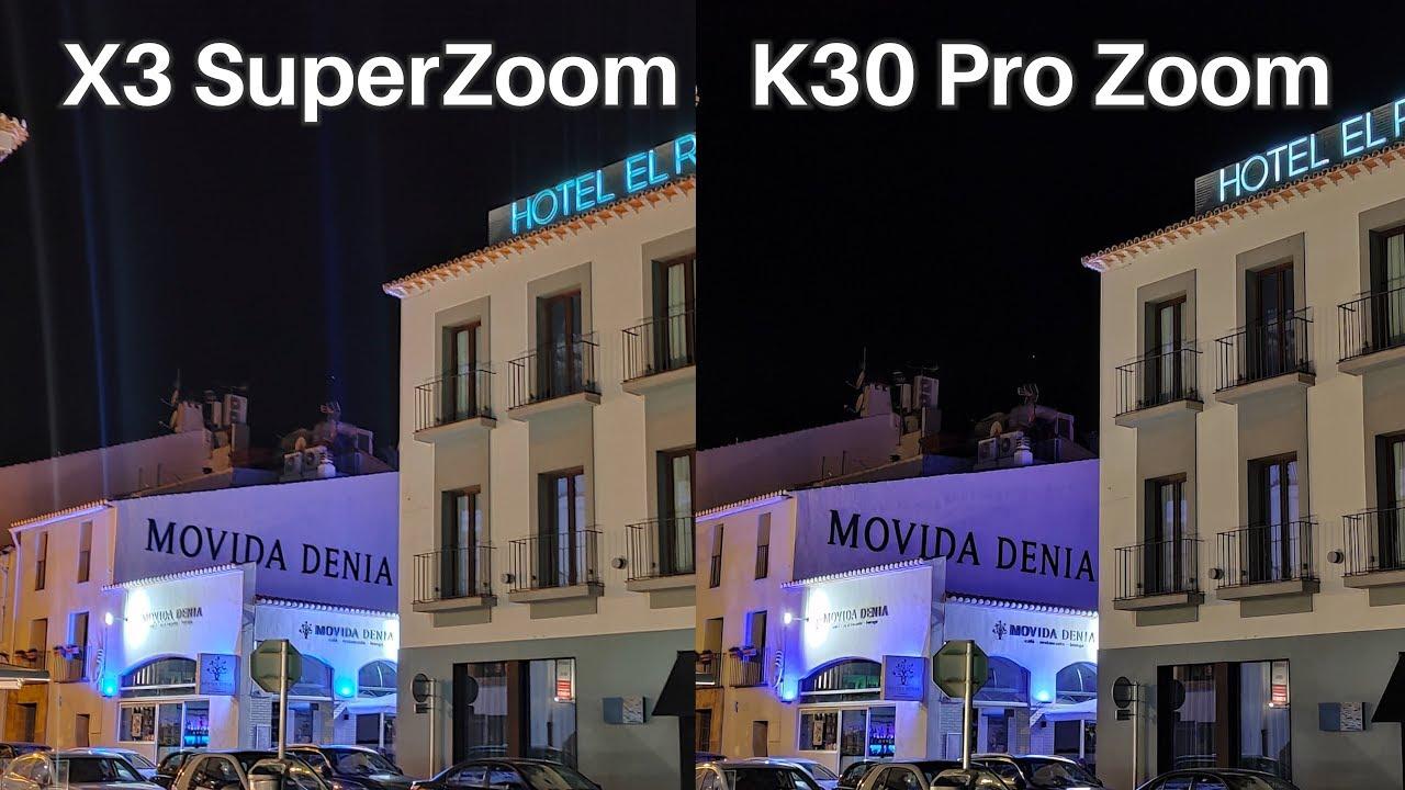 Realme X3 Superzoom Vs Redmi K30 Pro Zoom Camera Comparison Youtube